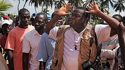 Togo: Closure of two independent media houses spark protests by journalists