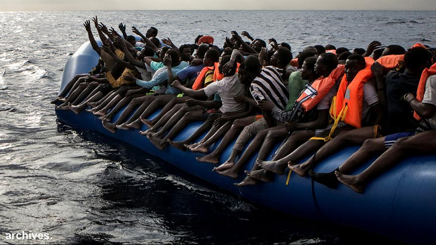 More rescue boats, more migrants drowning in the Med