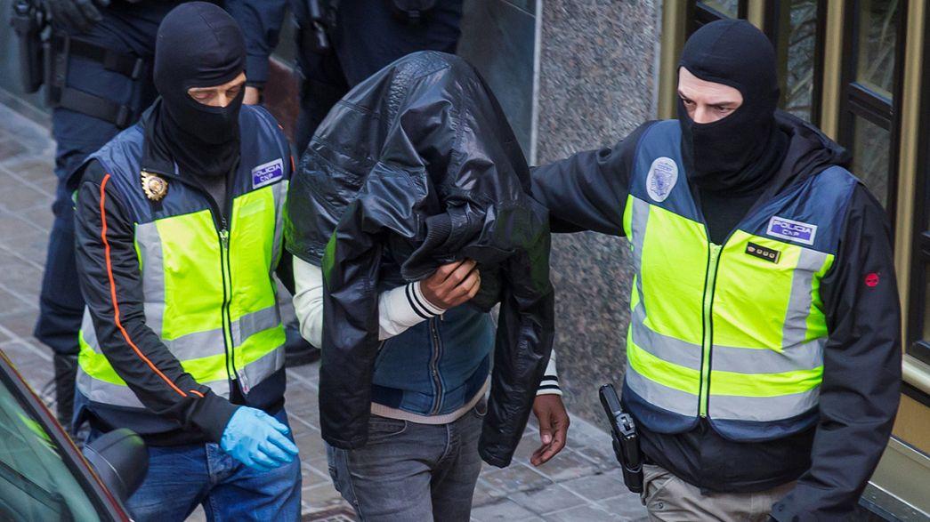Испания: задержаны двое подозреваемых в связях с ИГ
