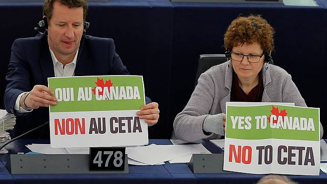 Long path to CETA deal