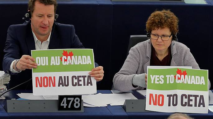 La route législative qui attend le CETA