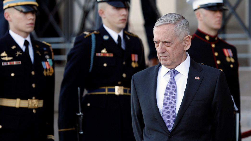 Глава Пентагона призвал европейских партнеров по НАТО раскошелиться