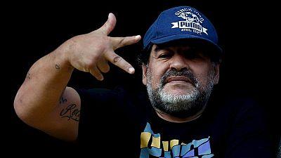 Maradona se dispute avec sa compagne à Madrid