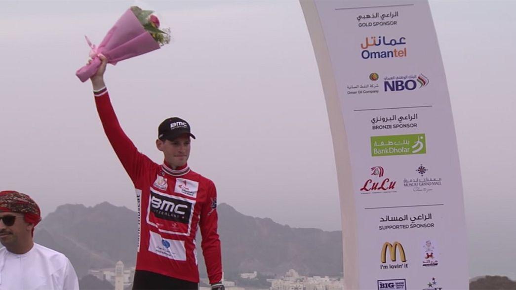 Victoria en la segunda etapa y líderato para Ben Hermans en la Vuelta a Omán