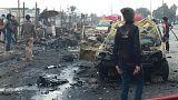 Mindestens neun Tote bei Sprengstoffanschlag in Bagdad