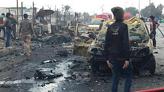 Число жертв теракта в Багдаде возросло