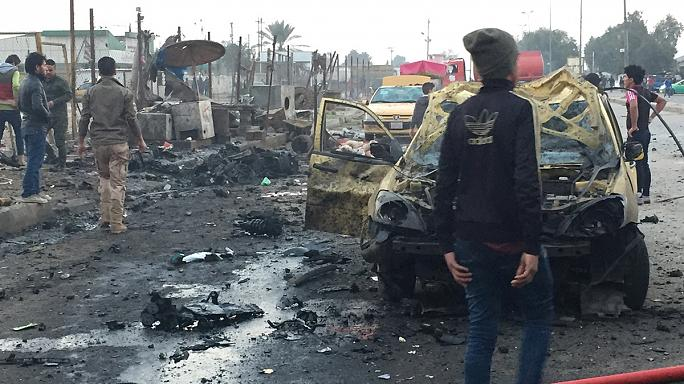 Dozens killed and injured in Sadr City bombing