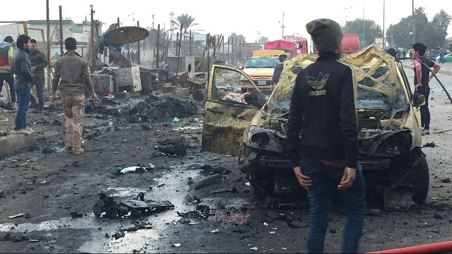 Dozens killed and injured in Sadr City bombing