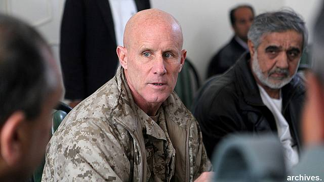 Trump picks retired Admiral Harward as Flynn replacement -report
