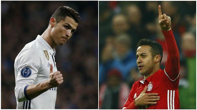 Une option pour le Real et le Bayern, un record pour Benzema