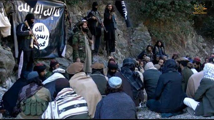 Afganistan'da IŞİD tehdidi büyürken Batı sadece Irak ve Suriye'ye odaklanıyor