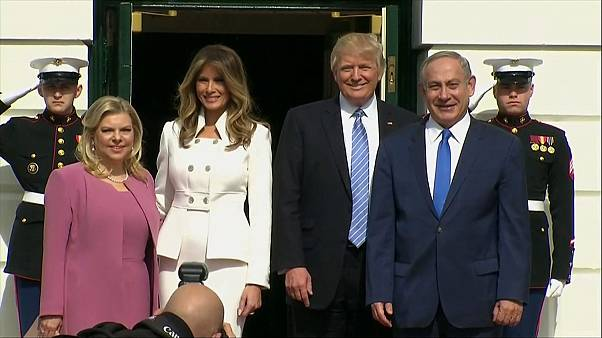 Israelis and Palestinians react to Trump-Netanyahu meeting