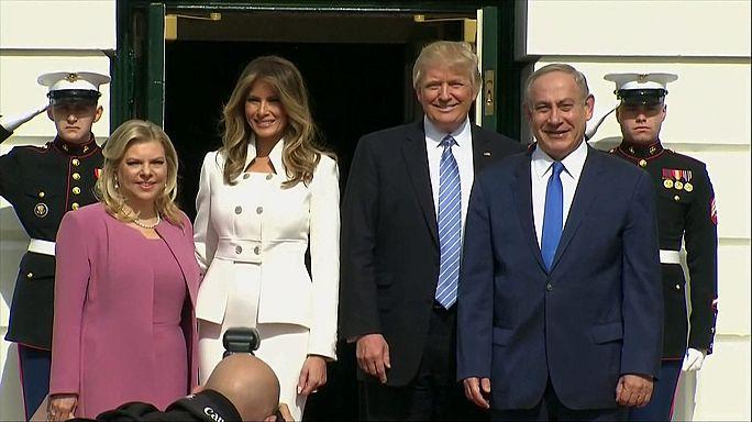 Зустріч Трампа з прем'єром Ізраїлю