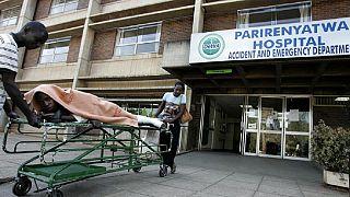 Zimbabwe doctors kickoff nationwide strike over poor conditions