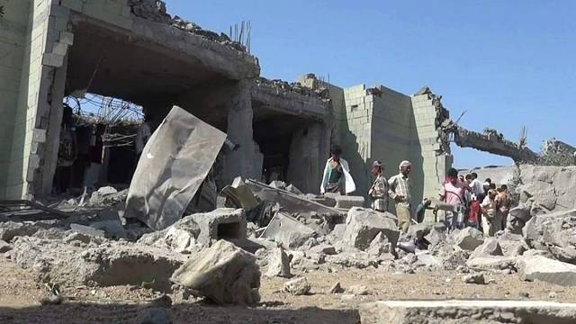 مجزرة جديدة بحق الأطفال والنساء في اليمن