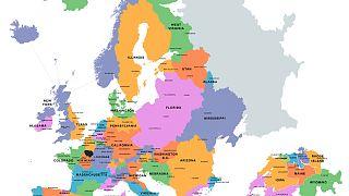 Ελλάδα: Αν ήταν πολιτεία των ΗΠΑ, ποια θα ήταν;