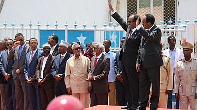 Somalie: Mohamed Abdullahi Farmajo prend ses fonctions
