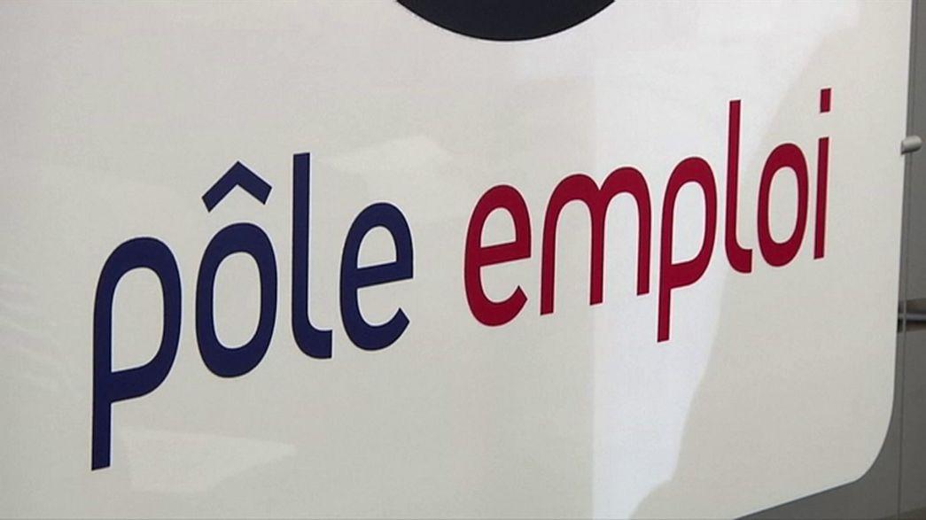 Безработица во Франции: слабое, но стабильное снижение