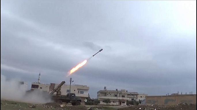 Siria: feroci bombardamenti del regime sul sud del Paese