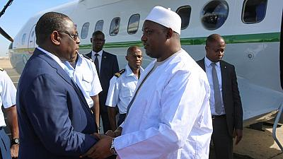 Senegal gives The Gambia cars and bikes for Barrow's inauguration