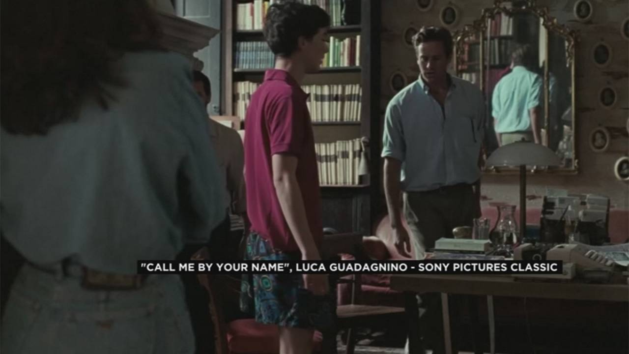 """Call Me By Your Name"" - Ode an die Entfesselung der Leidenschaft"
