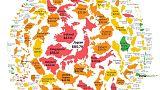 Χρέος: Πόσο πέφτει στους ώμους των πολιτών κάθε χώρας