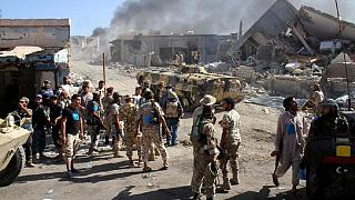 Libya officially requests NATO to help train its armed forces