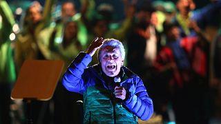 Quel président pour l'Equateur ?