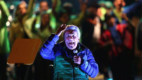 صف بندی چپ و راست در انتخابات ریاست جمهوری اکوادور