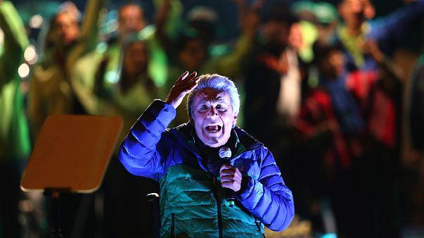 Ecuador escoge nuevo presidente este domingo
