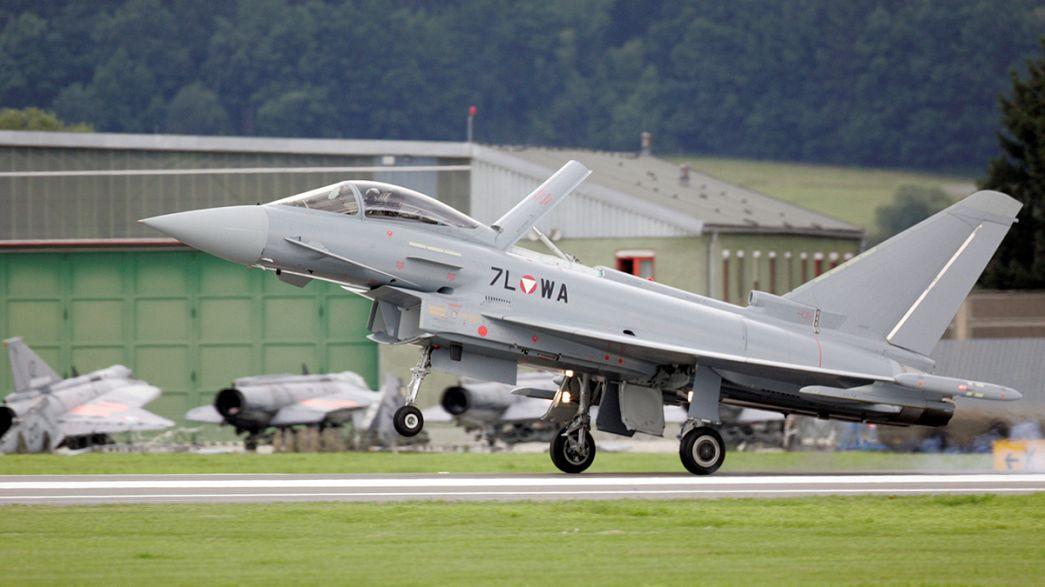 Pert indít Ausztria a vadászgép-beszerzés miatt