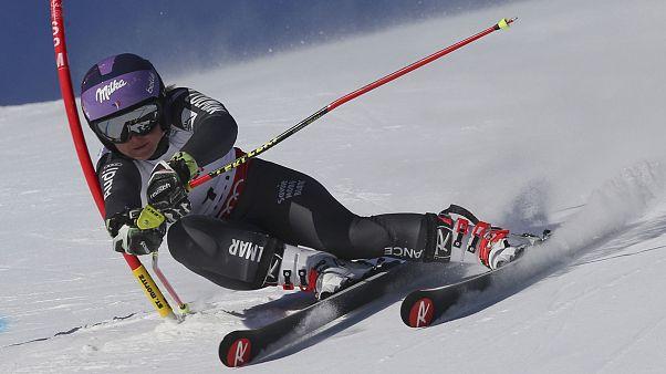 Παγκόσμιο αλπικού σκι: Θρίαμβος της Τέσα Γουόρλι στο γιγαντιαίο σλάλομ