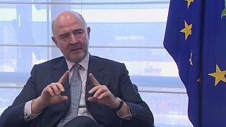 Uniós pénzügyminisztériumot javasol a pénzügyi biztos