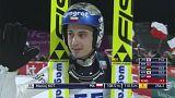 Salto con gli sci: Kot si aggiudica la prova bis a Pyeongchang, sesto Stoch