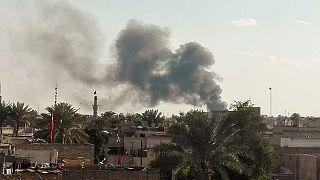 Bağdat'ta bombalı saldırı: En az 48 ölü