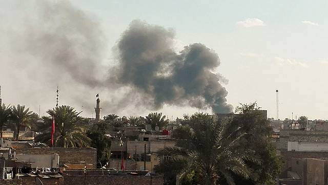 Autobombe tötet Dutzende in Bagdad