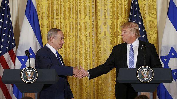 Comment Trump a balayé l'idée d'une solution de paix à deux Etats...
