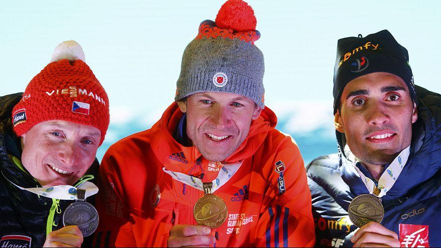 Biatlo: Lowell Bailey faz história para os EUA nos desportos de inverno