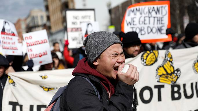 """USA : """"Day Without Immigrants"""" a country-wide strike"""
