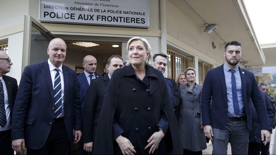 زعيمة اليمين المتطرف تتصدر استطلاعات الرأي في فرنسا
