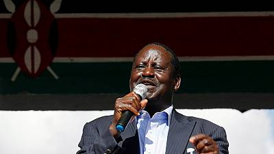 Kenya's opposition warns of protests if general elections are rigged