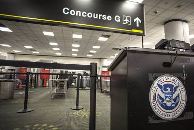 Miami International Airport temporarily closed Terminal G because TSA workers called in sick during the ongoing partial government shutdown, which entered its 22nd day on Sunday.