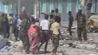 Somalia: Al-shabaab attacks near presidential palace