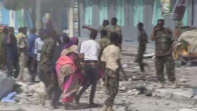 Somalia: Al-shabaab attacks near presidential palace