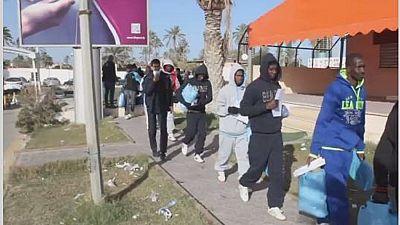 Libya: 170 Senegalese migrants repatriated
