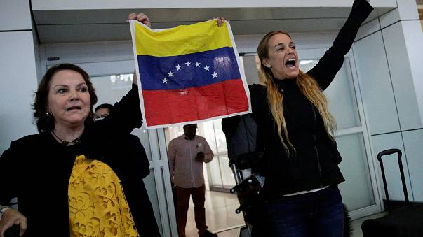 Отношения Каракаса и Вашингтона обострились из-за приговора венесуэльскому оппозиционеру