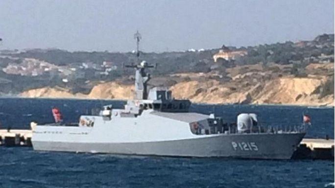 Unerlaubte Manöver? Türkisches Patrouillenschiff soll in griechischen Gewässern Schüsse abgefeuert haben