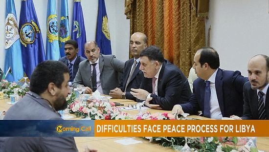 Libya's peace process still a worry [The Morning Call]