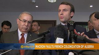 Colonising Algeria was crime against humanity, Macron [The Morning Call]