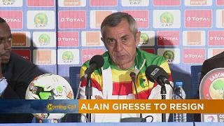 Alain Giresse, persona non grata au Mali? [The Mornign Call]